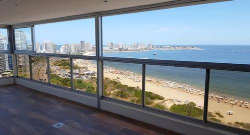 Venta Apartamento Pent House 4 Dormitorios Más Dependencia Punta Del Este