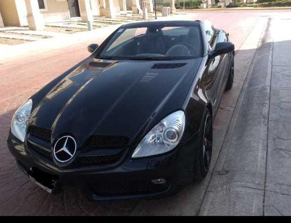 Mercedes-benz Clase Slk 1.8 200 K At 2009