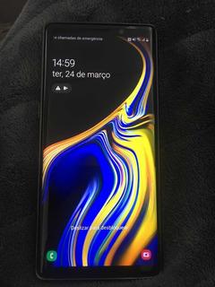 Samsung Galaxy Note 9 128gb Preto