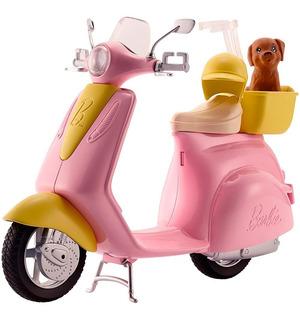 Moto Barbie Mattel