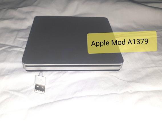 Gravador Apple Dvd Mod A1379 Superdrive Com Usb Original