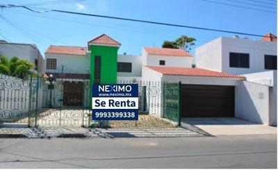 Renta De Casa Para Oficina En Av. Shutan Medina