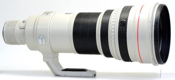 Objetiva Canon 600mm 4.0 L Is Usm