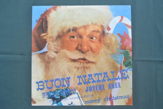 Lp Feliz Natal Silvio Solis:musicas De Natal