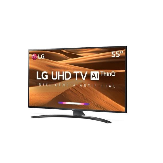 Smart Tv Lg 55 Led Uhd 4k Controle Smart Magic 55um7470