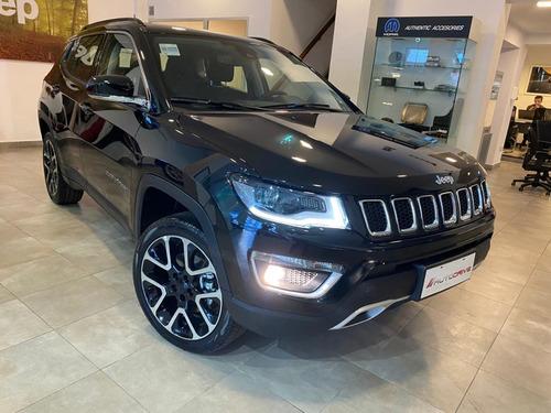 Jeep Compass Limited Plus Turbo Diesel 170 Cv 4x4 2021 H