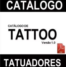 30,000 Desenhos De Tatuagens Catálogo