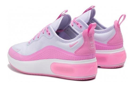 Tenis Nike Air Max Dia Rosa Meses Sin Intereses # 23 Al 25.5
