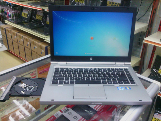 Notebook Hp Elitebook I7 8gb Win Pro 500gb Hdmi