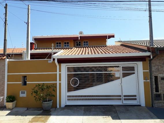 Casa 3 Dom., 2 Wc, Sala Tv, Sala Jantar, Cozinha, Garagem 2