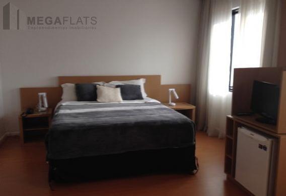 04201 - Flat 1 Dorm, Tatuapé - São Paulo/sp - 4201