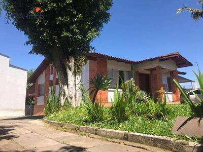 Casa Residencial Para Locação, Lomba Do Pinheiro, Porto Alegre. - Ca0103