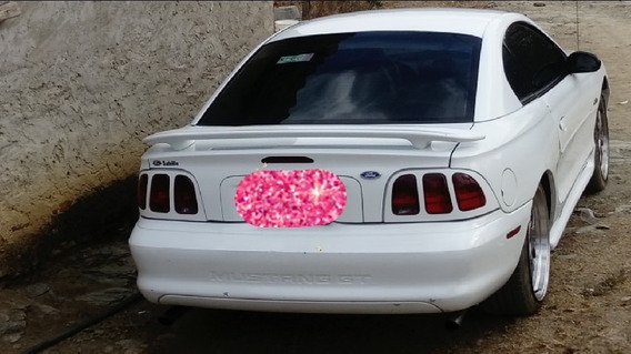 Ford Mustang 4.6 Gt Equipado Piel Cd At 1997