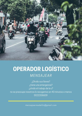 Mensajeros En Medellin