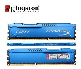 Memória Ddr3 4gb 1866mhz Kingston Hyperx Fury - Original