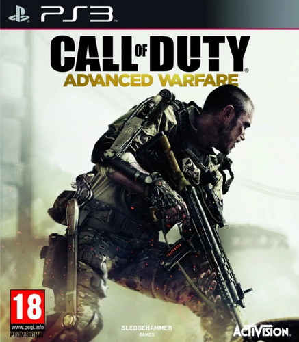 Call Of Duty Advanced Warfare Gold Edition  Ps3 Psn