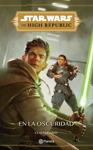 Imagen 1 de 2 de Libro Star Wars High Republic 2 En La Oscuridad - Disney