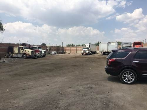 Terreno En Venta Lechería-texcoco Tequistitlán Estado De México