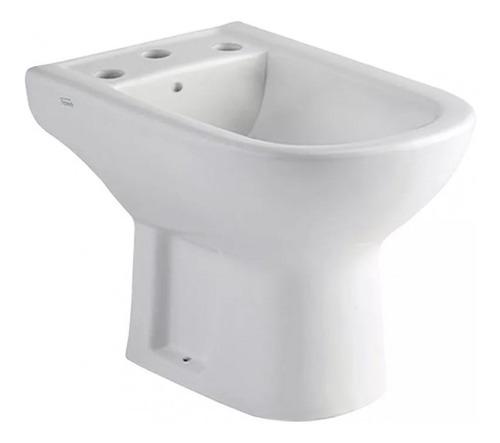 Bidet Ferrum Linea Bari Loza Blanco Sanitario 3a Baño