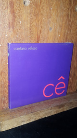 Cd Caetano Veloso - Cê