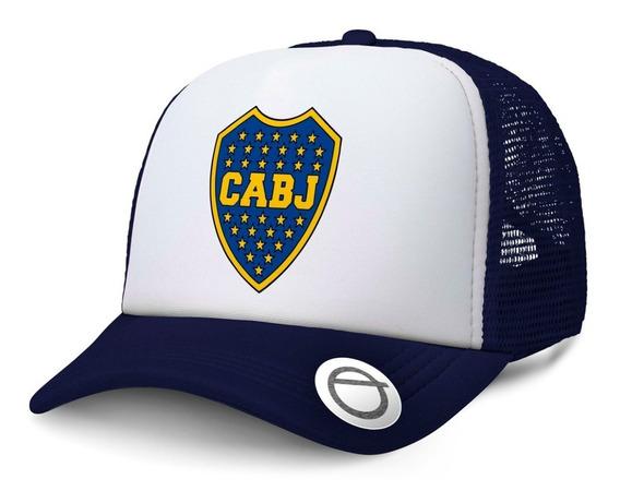 Gorra Trucker Boca Juniors Xeneize Tevez