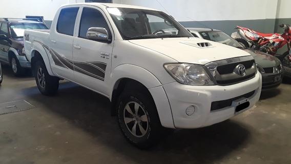Toyota Hilux D/cabina 4x4