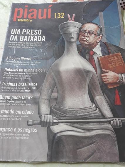 Revista Piauí Edicao 132