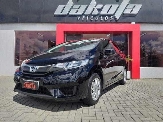 Honda Fit Lx 2015 Aut Cvt