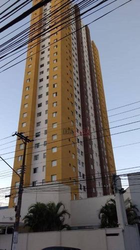 Imagem 1 de 11 de Apartamento À Venda, 47 M² Por R$ 339.200,00 - Tatuapé - São Paulo/sp - Ap5362