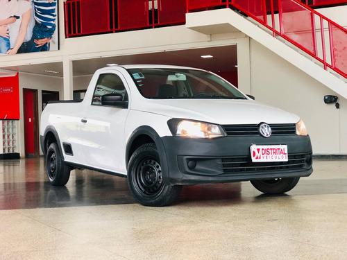 Volkswagen Saveiro 1.6 Mi Startline Cs 8v Flex 2p Manual