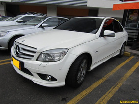 Mercedes Benz Clase C C250 Amg Cgi