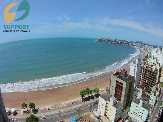 Apartamento À Venda Na Praia Do Morro Guarapari - Ap00029 - 34674006