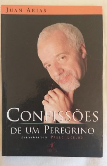 Livro Usado Confissões De Um Peregrino