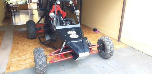 Imagem 1 de 8 de Gaiola Kart Cross Gaiola 500cctrilha Novinho (estudo Troca)