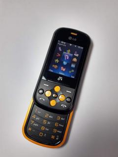 Celular Lg Gb280 Com Câmera 2mp, Rádio Fm, Mp3, Bluetooth, Fone De Ouvido E Cartão 2gb