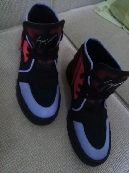 Zapatos Deportivos Botas Hombre