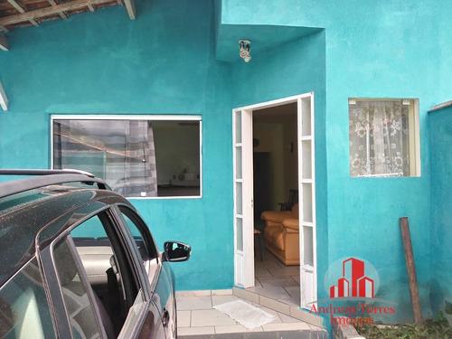 Casa Padrão À Venda Em Ubatuba/sp - 1050