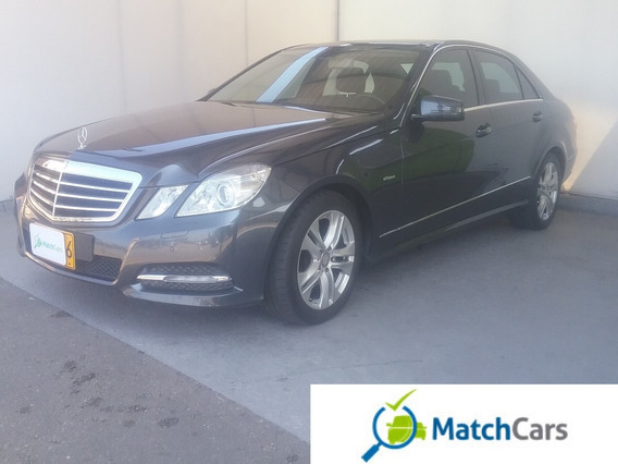 Mercedes Benz E 250 Cgi Blue Efficiency Automatico 1,8