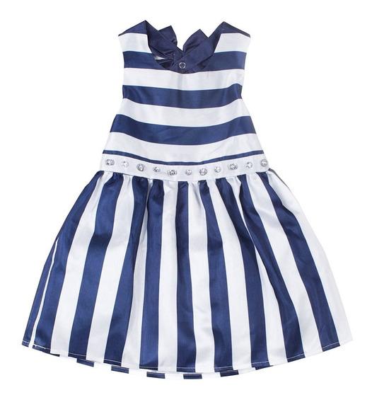 Vestido De Fiesta Importado Para Nena Talle 4