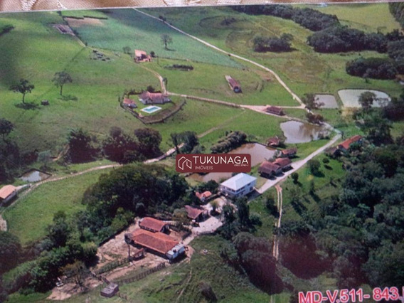 Fazenda Á Venda, Sul De Minas, Apenas 280 Km De São Paulo , 1730000 M² Por R$ 5.500.000 - Zona Rural - Lambari/mg - Fa0001