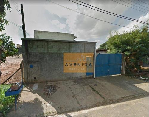 Imagem 1 de 2 de Casa À Venda Por R$ 490.000 - João Aranha - Paulínia/sp - Ch0122