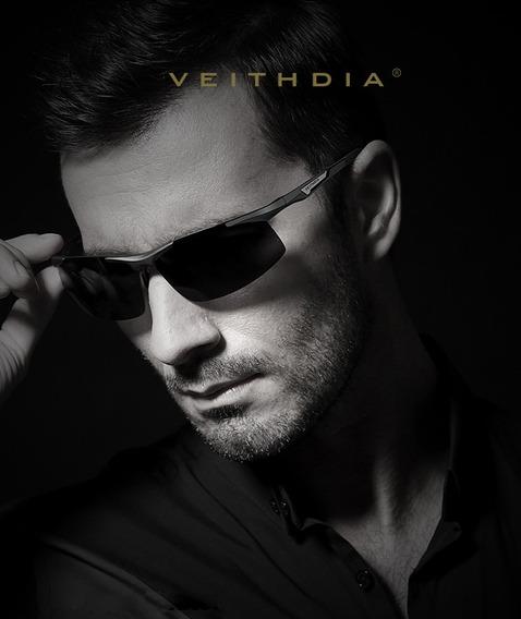 Óculos De Sol Masculino Polarizado Esporte Fashion