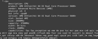 Cpu Amd Athlon 64 X2 5600+ 2.8ghz