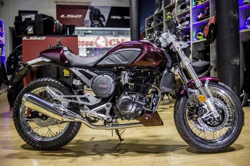 Imagen 1 de 15 de Zanella Ceccato 250 X Cafe Racer Lidermoto Stock Disponible