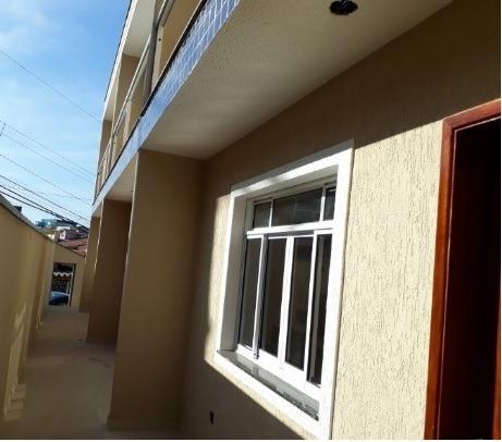Imagem 1 de 9 de Casa Em Condominio - 2 Quartos - 1 Vaga - 298