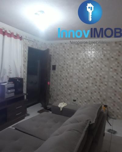 Imagem 1 de 10 de Apto 02 Dorm. À Venda - Jardim Santo André - Santo André - Ap00735 - 69954616