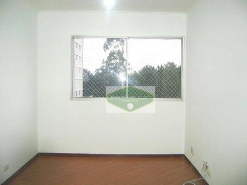 Socorro: Apartamento Com 73 M² Com 3 Dormitórios , Garagem. - Ap2468