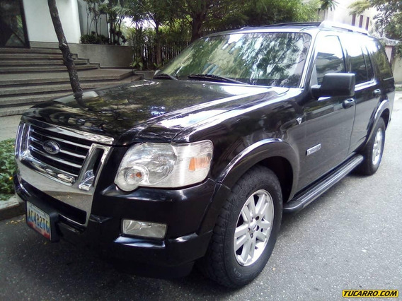 Ford Explorer Limited 4x4 Blindado