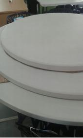 Mesas Plegables Redondas