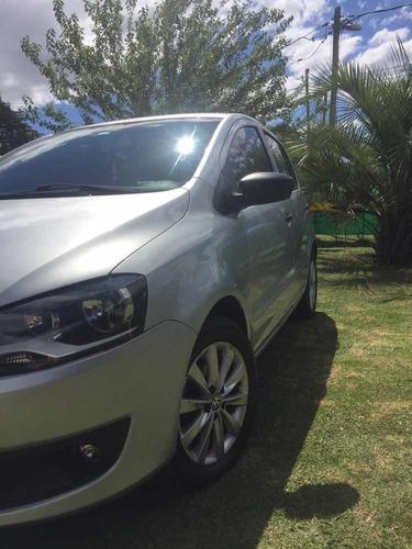 Volkswagen Fox 1.6 Confortline Con Gnc